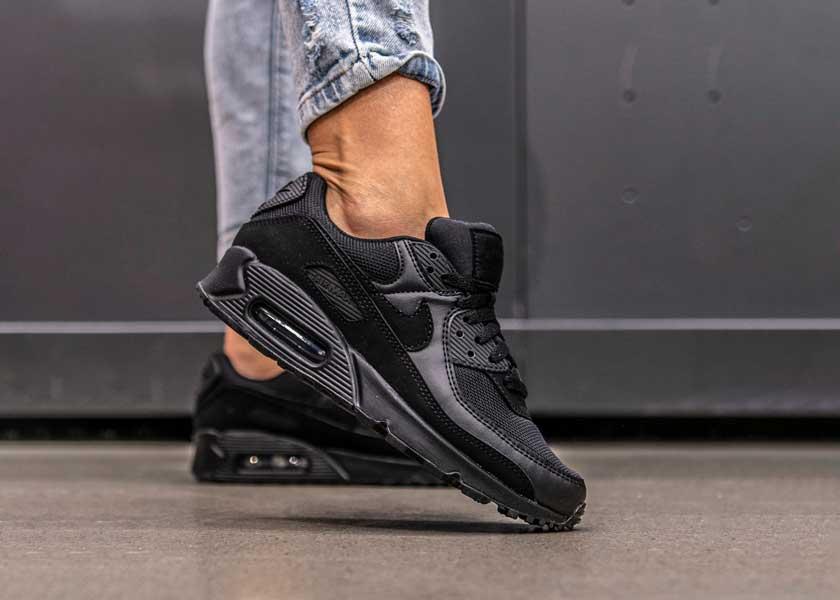 Image of Nike Air Max 90 Black