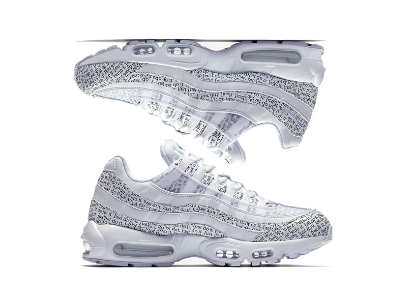 Image of Nike Air Max 95 Just Do It Pack