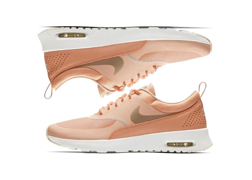 Image of Nike Air Max Thea Crimson