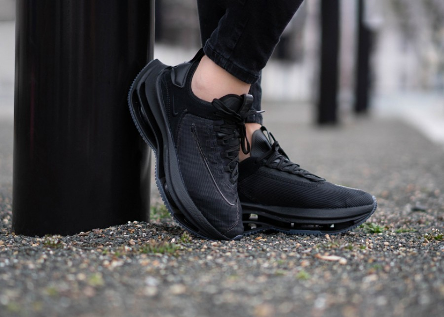 Nike Zoom Double Stacked Black
