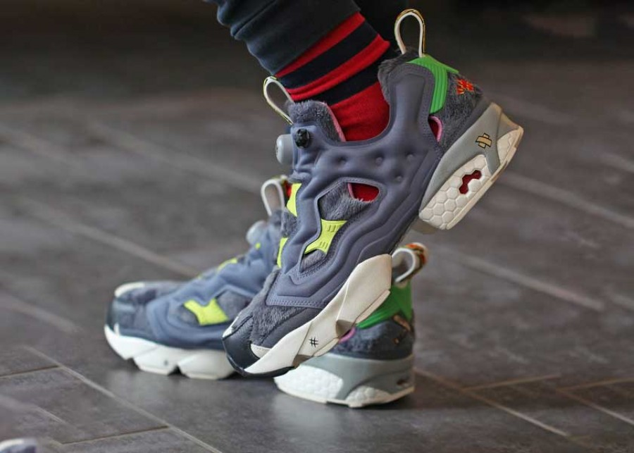 Reebok Instapump Fury Tom & Jerry