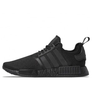 Adidas Pharrell Williams Hu NMD R1 Triple Black