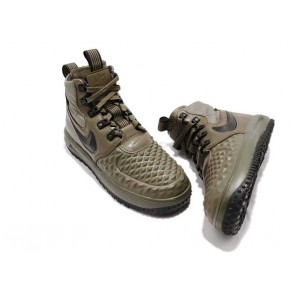 Nike Lunar Force 1 Duckboot 17 Medium Olive