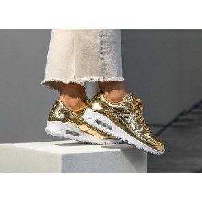 Nike Air Max 90 Metallic Gold 2020