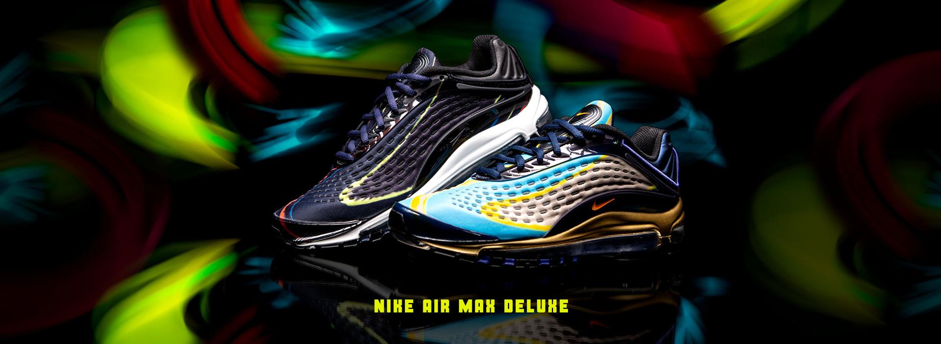 Оригинални маратонки Nike Air Max Deluxe
